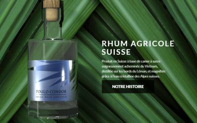 Rhum agricole Suisse – Poulo Condor