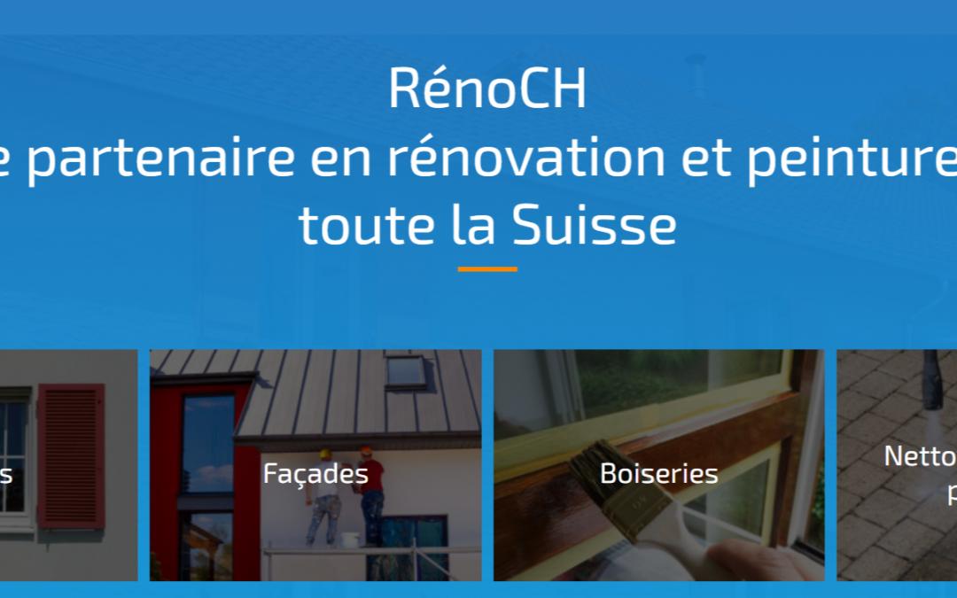 RénoCH, le spécialiste de la rénovation immobilière en Suisse