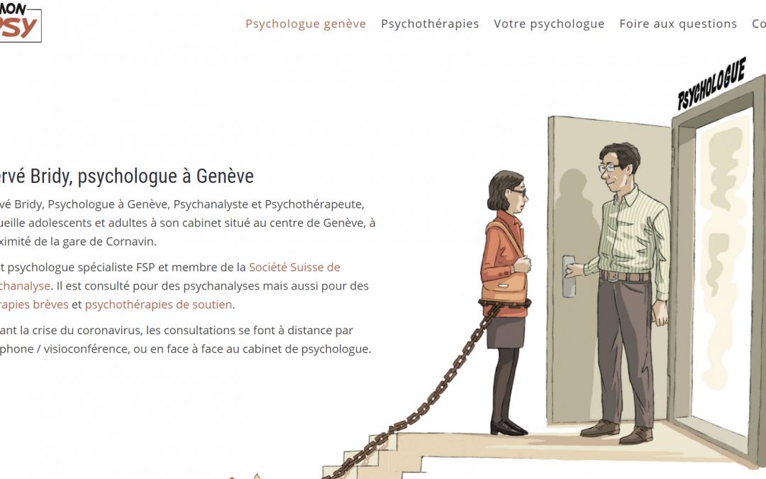 hervé bridy psychologue à genève